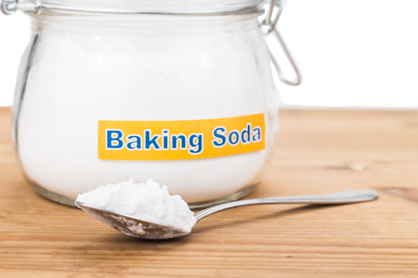 J and R's Carpet Cleaning-Baking Soda for Spills