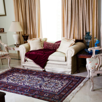 J and R's Carpet Cleaning-When to Rotate an Area Rug