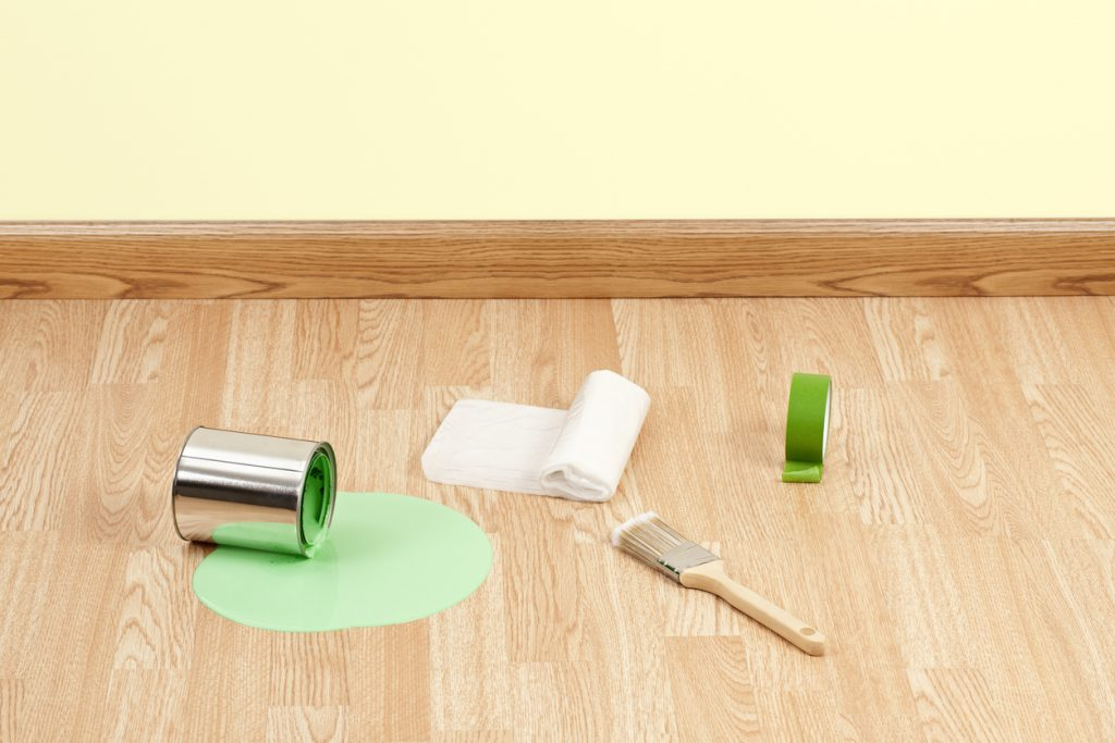 How To Remove White Paint From Hardwood Floors Review
