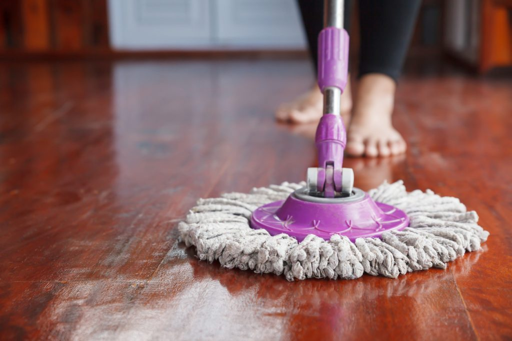How To Keep Your Mop Sanitary - J and R's Carpet Cleaning