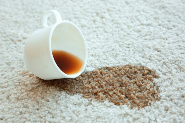 How to Remove Coffee Stains From Carpet - J & R's Carpet Cleaning, Saratoga, NY