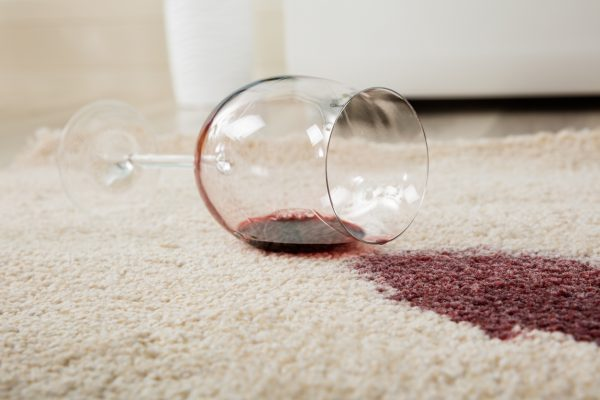 How to Remove Red Wine Stains - J and R's Carpet Cleaning, Saratoga, NY