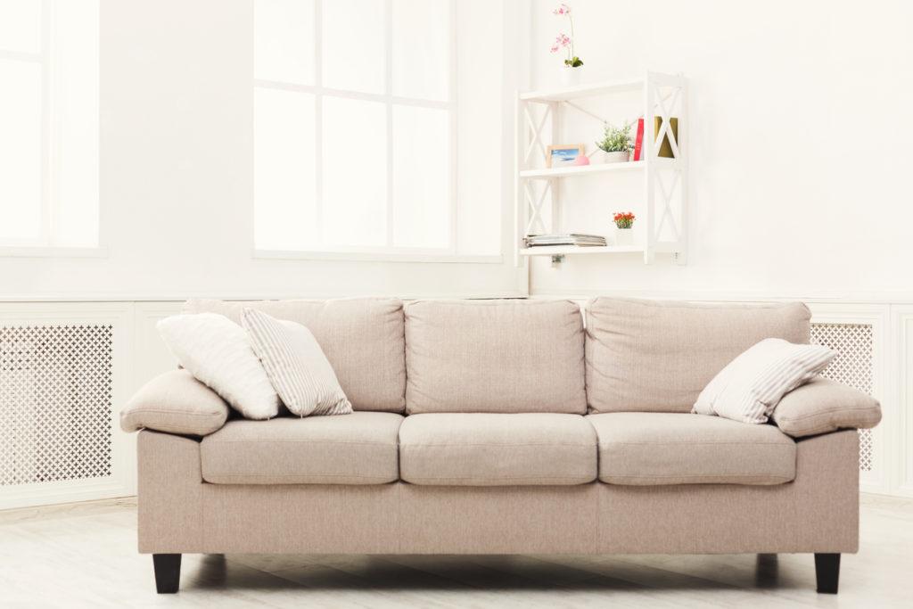 Sofa Care Tips - J and R's Carpet Cleaning, Saratoga, NY