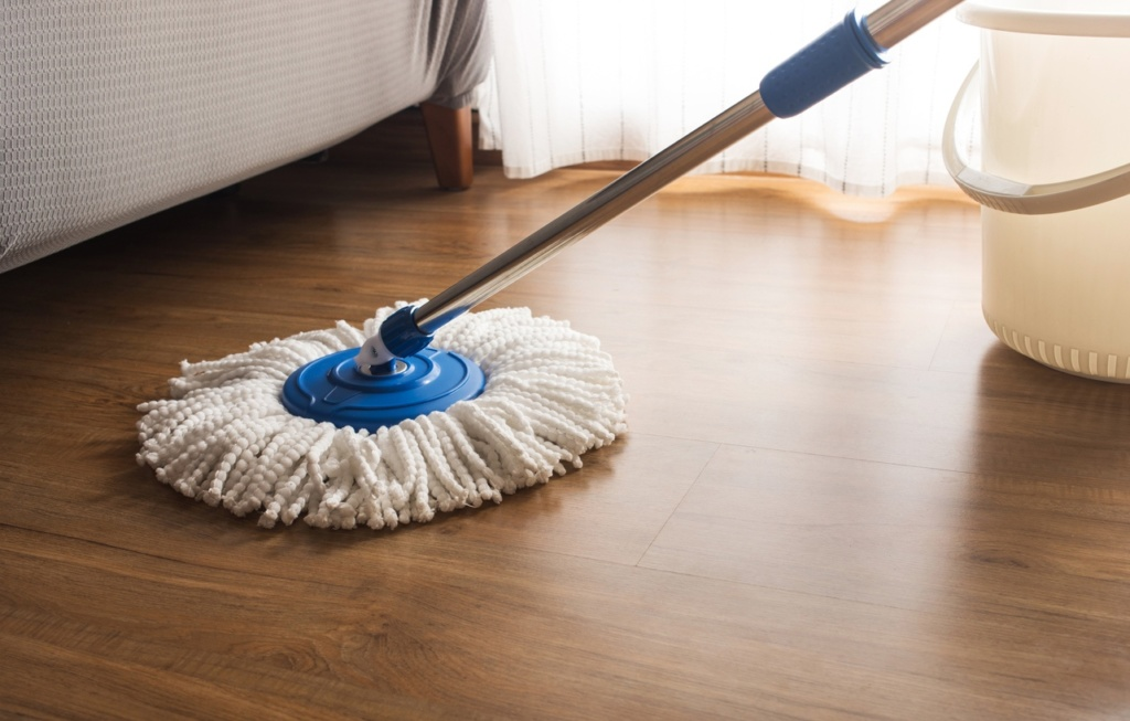 Different Mop Types - J and R's Carpet Cleaning, Saratoga, NY